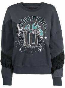 свитер с логотипом Pinko 166000888883