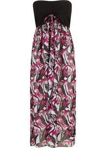 Платье бандо bonprix 267364305