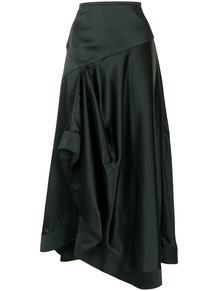 юбка Irwin с драпировкой Acler 161445094948