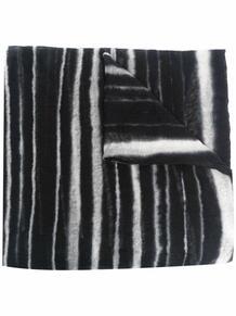 кашемировый шарф в полоску Missoni 16413403636363633263