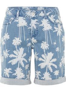 Шорты джинсовые из биохлопка bonprix 267425293