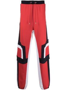спортивные брюки с кулиской BALMAIN 163074128876