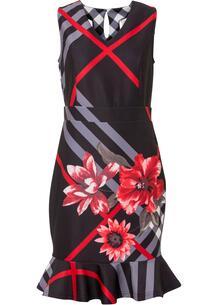 Платье с воланом bonprix 267416834