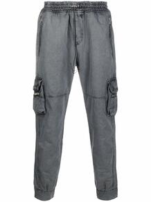 спортивные брюки карго REPRESENT 1687341383