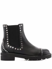 ботинки Frankie с заклепками Stuart Weitzman 1689352351574453