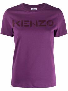 футболка с логотипом Kenzo 1689871676