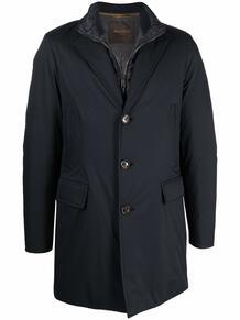 многослойное пальто на пуговицах Moorer 168713075348