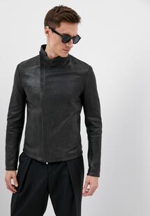 Куртка кожаная ea7 RTLAAH753201I540