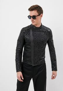 Куртка кожаная ea7 RTLAAH754801I500