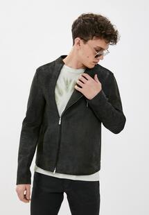 Куртка кожаная ea7 RTLAAH753501I540