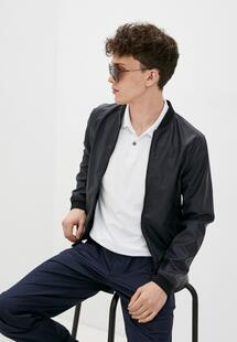 Куртка кожаная Armani Jeans RTLAAH730401I480