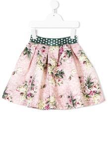 floral print skirt Monnalisa 130156254950