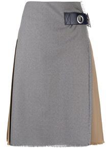 юбка со складками Marni 162717145154