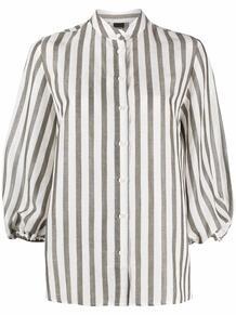полосатая рубашка на пуговицах ASPESI 161089255248