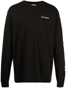 футболка с длинными рукавами и логотипом John Elliott 16801790888876
