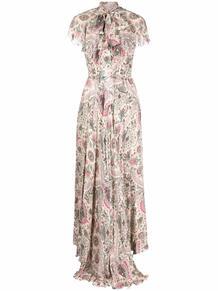 платье с принтом пейсли Etro 168344605156