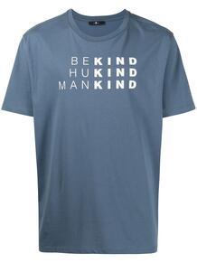 футболка с надписью 7 for all mankind 165320838876