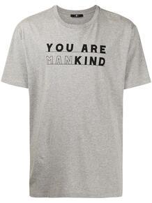 футболка с надписью 7 for all mankind 165303318876