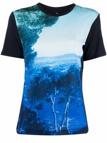 футболка с графичным принтом PS Paul Smith 169257618876