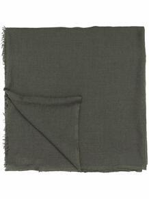 шарф с бахромой Rick Owens 16830547636363633263