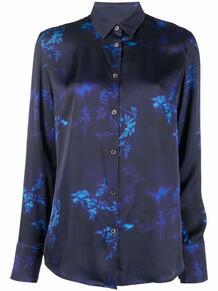 рубашка с цветочным принтом PS Paul Smith 169347265248