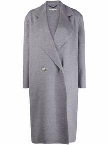 двубортное пальто оверсайз Stella Mccartney 169525625250