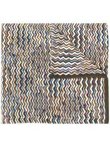 шарф с узором зигзаг Missoni 15660534636363633263