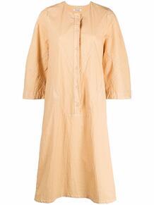 платье-рубашка длины миди HENRIK VIBSKOV 1689652483
