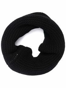 вязаный шарф-снуд Rick Owens 16947140636363633263