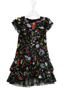платье с принтом Monnalisa 1449596754
