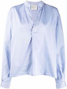 блузка с разрезом Forte Forte 1696419373