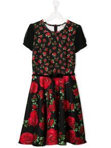 платье с цветочным принтом Monnalisa 1445584683