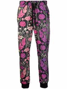 спортивные брюки с принтом Art Nouveau John Richmond 170026278876