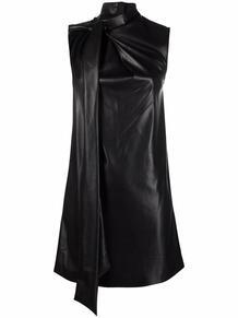 платье мини с бантом MSGM 168902195156