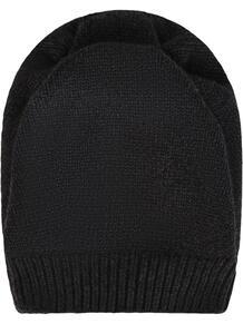 кашемировая шапка бини в рубчик Dolce&Gabbana 15886544636363633263