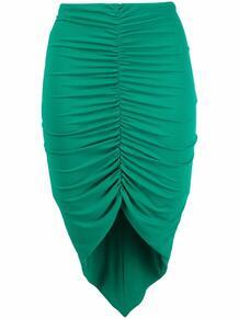юбка со сборками ALEXANDRE VAUTHIER 170195885152