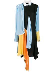 платье-рубашка с принтом JW Anderson 143410058883