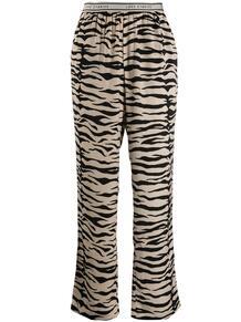 пижамные брюки с зебровым принтом LOVE STORIES 16008895888883