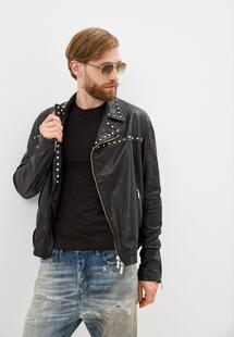 Куртка кожаная ea7 RTLAAH754101I520