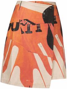 юбка с пуговицами OUR LEGACY 169411055156