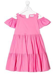 ярусное платье Monnalisa 1515034250