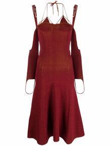 платье с бретелями Isa Boulder 1704087577