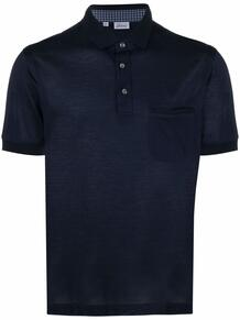 рубашка поло с короткими рукавами Brioni 1697027977