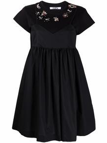 платье-трапеция с кристаллами VIVETTA 166529805248