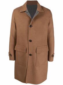 пальто на пуговицах ELEVENTY 169451595354