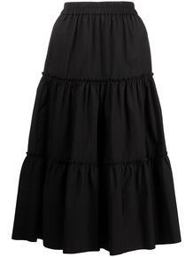 юбка со сборками Jason Wu 1690972552