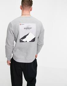 Серый худи с логотипом Heritage Berghaus 11416230
