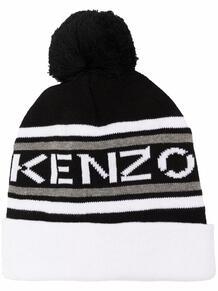 шапка бини с логотипом Kenzo kids 1706547850
