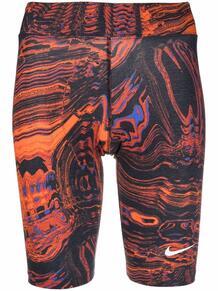 спортивные шорты с логотипом Swoosh Nike 17067384888876