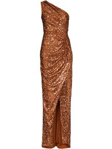 платье на одно плечо RASARIO 164585825250